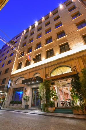 페라 튤립 호텔
