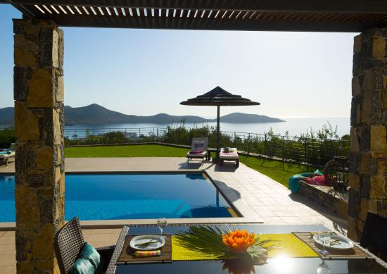 Anemos Elounda Luxury Villas: NOTOS  VIEW