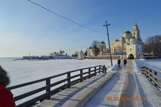 Seligerskoye Zaplavye: Нилова пустьнь