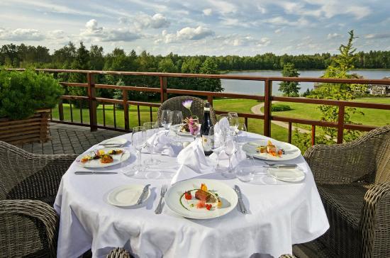 Le Paysage Restaurant