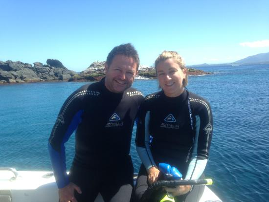 Montague Island: Snorkelling with the seals
