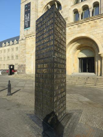 Enigma Code Breakers Monument