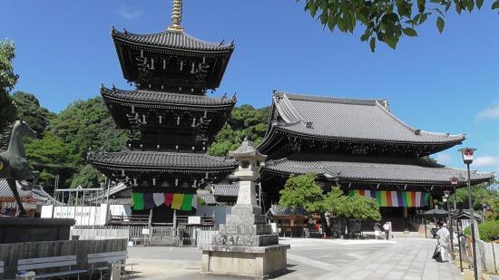 Mizumadera Temple