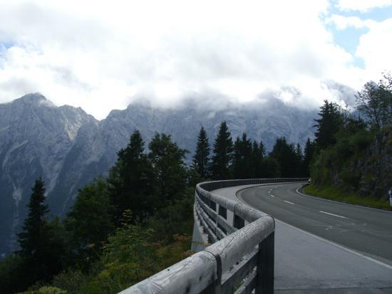 Torrenerhof: Blick von der Panoramastrasse