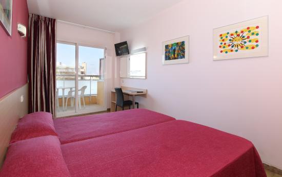 MedPlaya Hotel Calypso: Double room