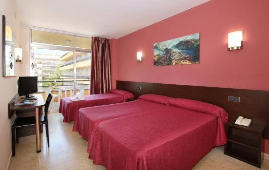 MedPlaya Hotel Calypso: Family room