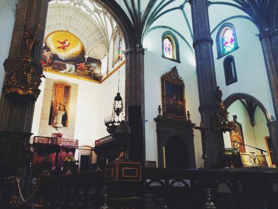 Catedral de Santa Ana: Interior of Catedral Santa Ana