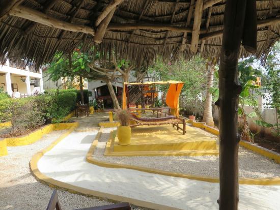 Bahati Villa: Lounge