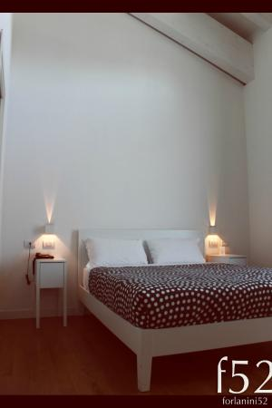 Hotel Forlanini 52: camera superior