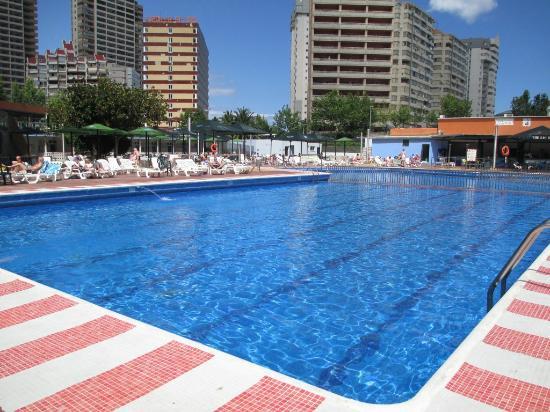 MedPlaya Hotel Rio Park: Outdoor pool