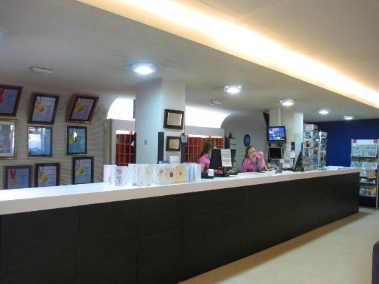 MedPlaya Hotel Rio Park: Reception