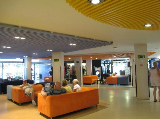 MedPlaya Hotel Rio Park: Reception area