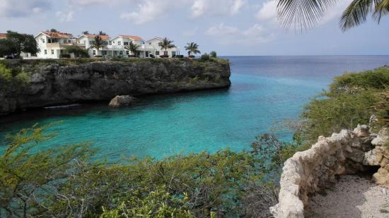 Bahia Apartments & Diving : Vue depuis la terrasse