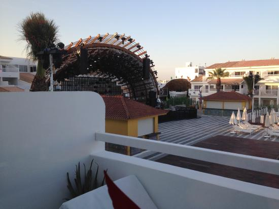 Ushuaïa Ibiza Beach Hotel: the quiet before the storm