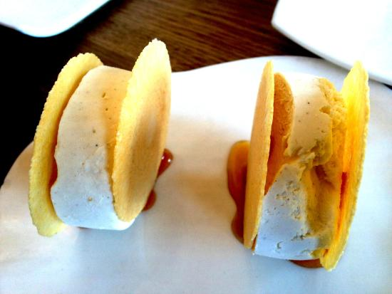 tapas de queso parmesano