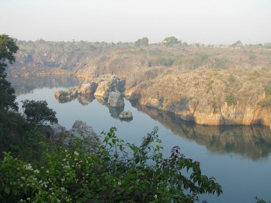 Hotel River View: il fiume