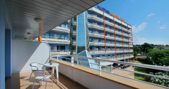 MedPlaya Piramide Salou: Room views