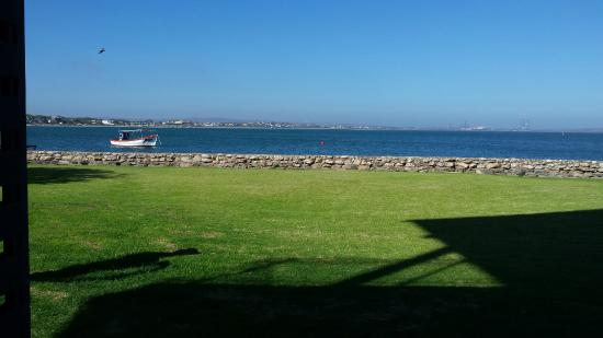 Protea Hotel by Marriott Saldanha Bay: The view from our room