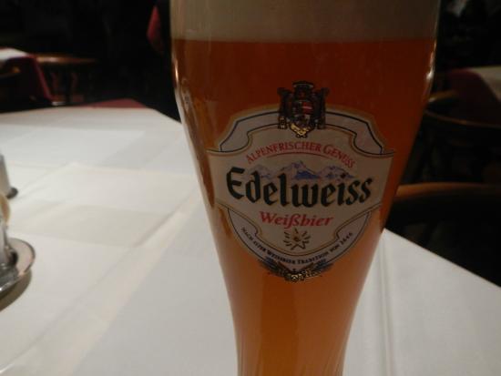 Gablerbrau: 地ビール・・エーデルワイス