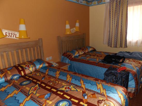 Disney's Hotel Santa Fe: Chambre 17