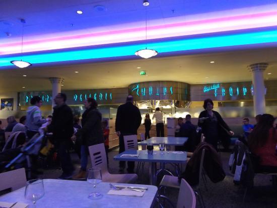 Restaurant des Stars: Buffet