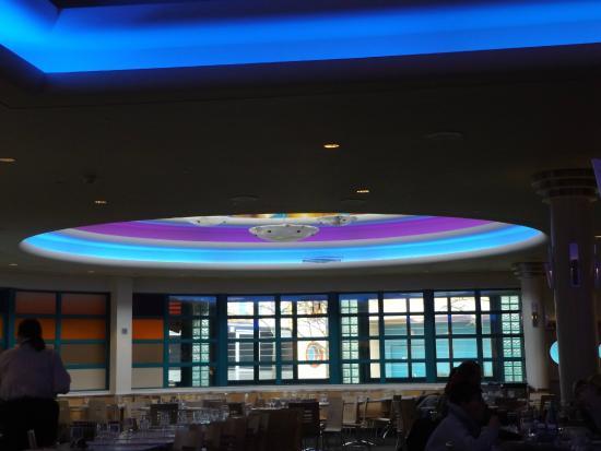 Restaurant des Stars: Coupole