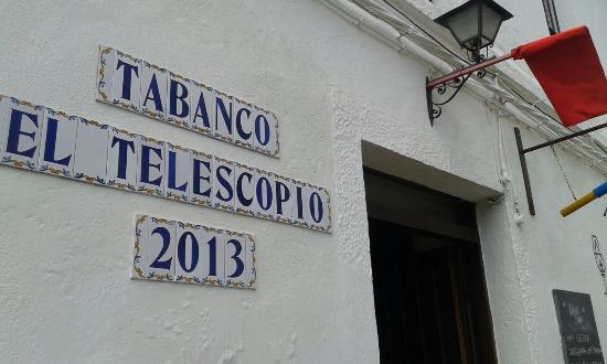 Tabanco El Telescopio