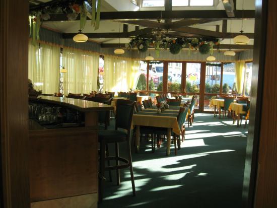 Hotel Ruze Karlovy Vary: Вечерний ресторан