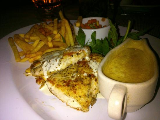 Grilled Fish Steak: DELICIOUS! - Picture of Pia's The Padi, Langkawi ...