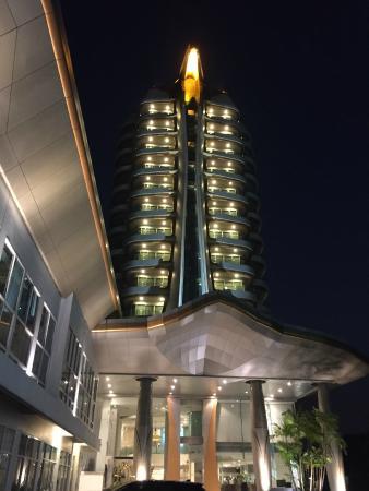 Viva Garden Serviced Residence: 酒店設計特別