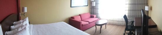 Courtyard Daytona Beach Speedway/Airport : Sleeper sofa