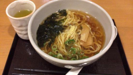 Dormy Inn Umeda Higashi : 夜鳴きそば