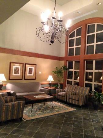 Lost Lake Lodge: Lobby