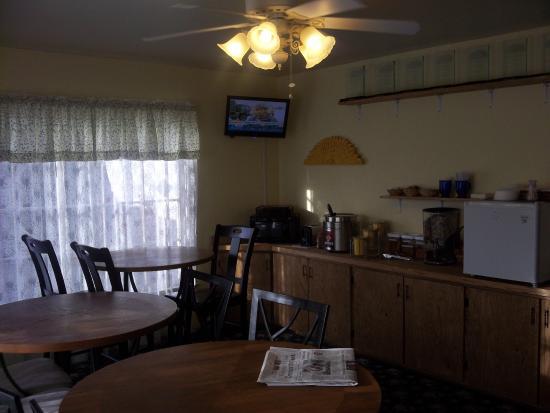 Days Inn Eureka Springs : Lobby