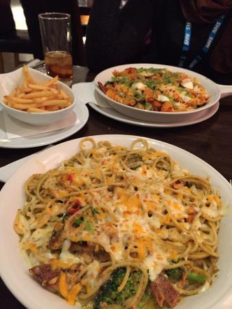Prezzo: Salmon spaghetti Al forno style