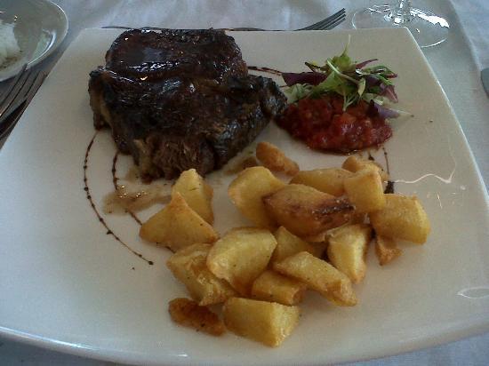 Rincón de López Restaurant: Plato principal.