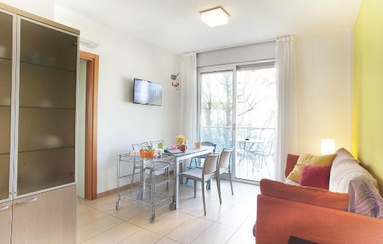 Residence Villa Flores: Living