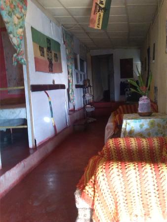 Newcastle, Jamaïque : this is the living area guest can go there to relax when they want to