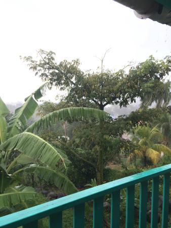 Coeur Caraibes: dalla veranda
