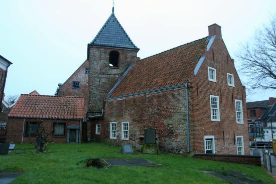 Kirche Greetsiel