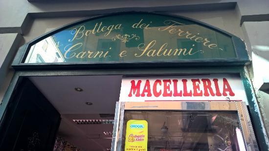 Macelleria E Salumeria Di Domenico Ferriere