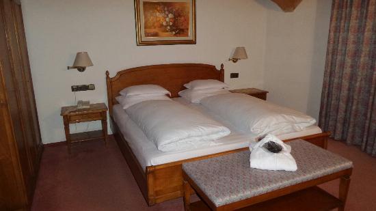 Hotel Pacher: interno stanza