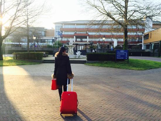 Fletcher Hotel-Restaurant De Hunzebergen: On our Weekend Getaway