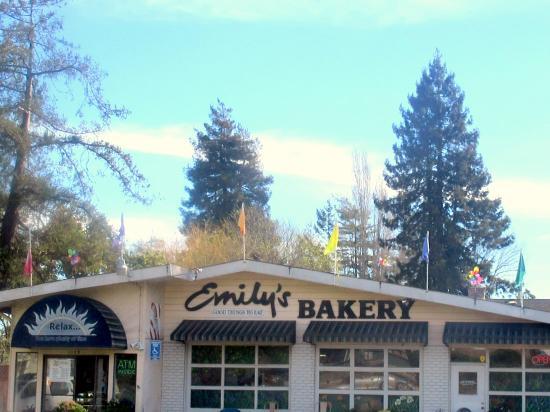 Emily's Good Things To Eat: Emily's Bakery, Santa Cruz, Ca