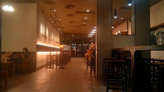 Starbucks Xinyibai