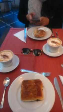 Hotel Garda: Desayuno