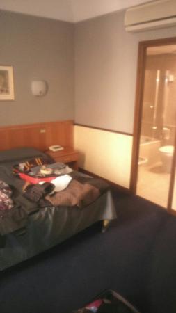Hotel Garda: Nuestra habitacion