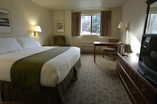 The Madison Inn by Riversage: Business King Room