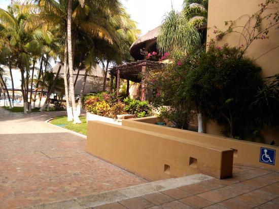 Hotel Reef Yucatan - All Inclusive & Convention Center: Facilidades para discapacitados
