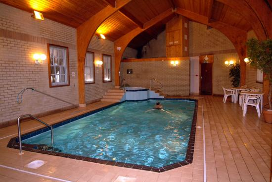 Swimming pool picture of lomond hills hotel freuchie - Luxury scottish hotels with swimming pools ...